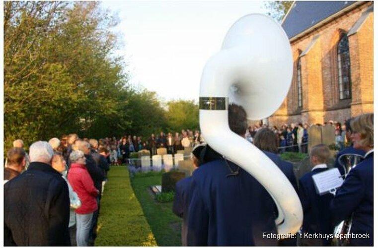 4 mei herdenking gemeente Opmeer
