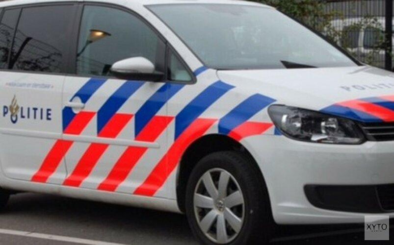 Twee mannen overvallen woning in Hoogwoud