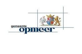 Bestuurlijk overleg tussen provincie Noord-Holland en gemeente Opmeer