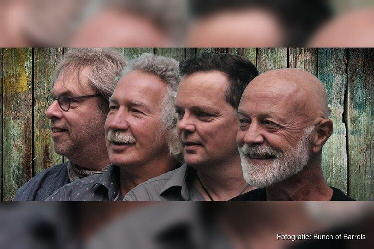 Concert bunch of Barrels 't Kerkhuys zaterdag 30-11-2019 aanvang 20:00 uur