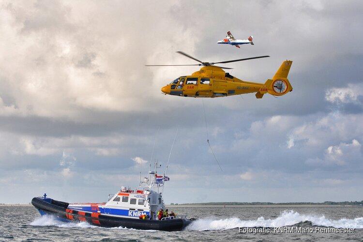 KNRM vorig jaar minder vaak in actie dan in 2018, Wijk aan Zee uitzondering