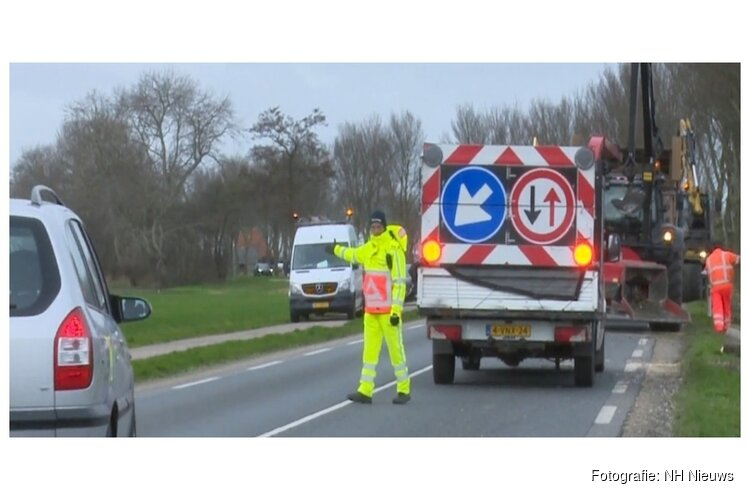 """Bomenkap aan A.C. de Graafweg van start: """"Nu zorgen voor meer veiligheid"""""""