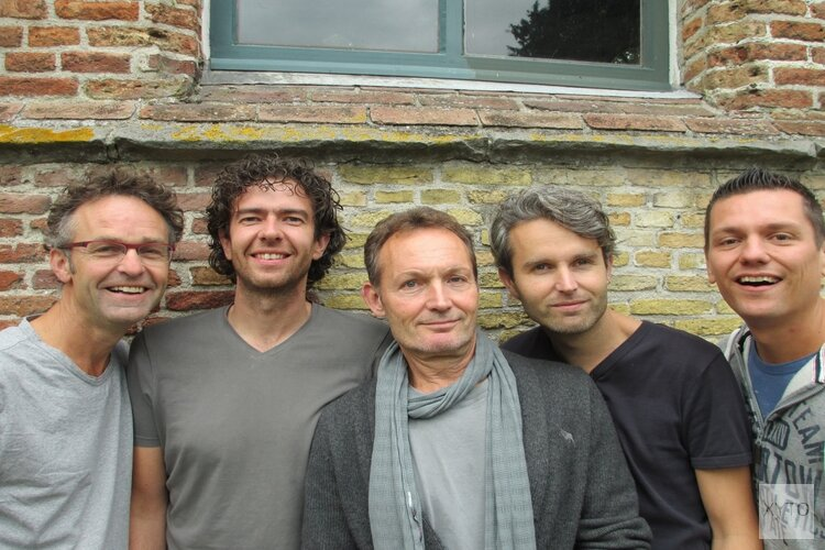 Wouter Bekkering Quintet  -  Greatest Hits
