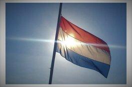 Nationaal Comité 4 en 5 mei: Vlag hele dag halfstok op 4 mei