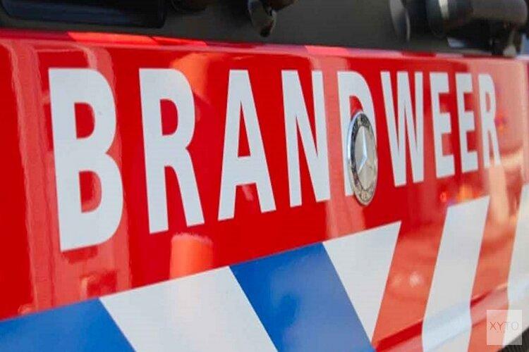 Auto uitgebrand in Opmeer