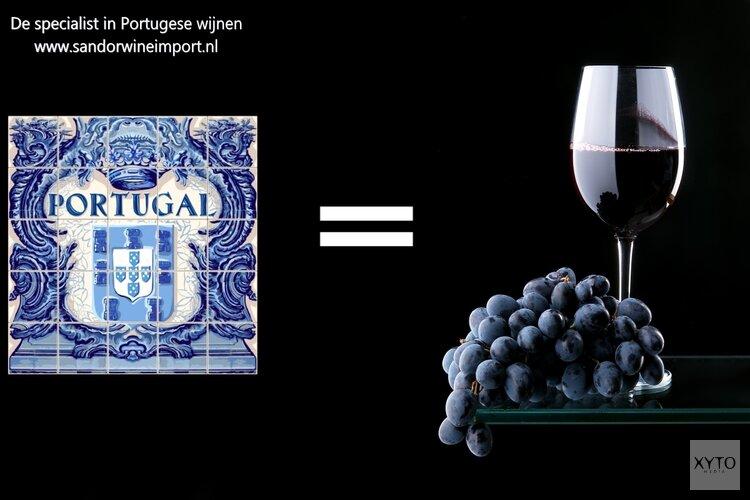 Proef Portugal nu thuis met Sandor Wine Import!
