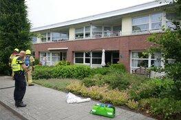 Dode bij brand in verzorgingshuis Hoogwoud