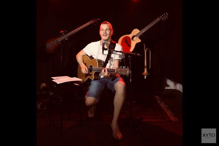 Guido Spek speelt intieme voorstelling in Theaterkerk Wadway