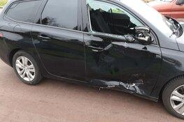 Bromfietser gewond na ongeval in Opmeer